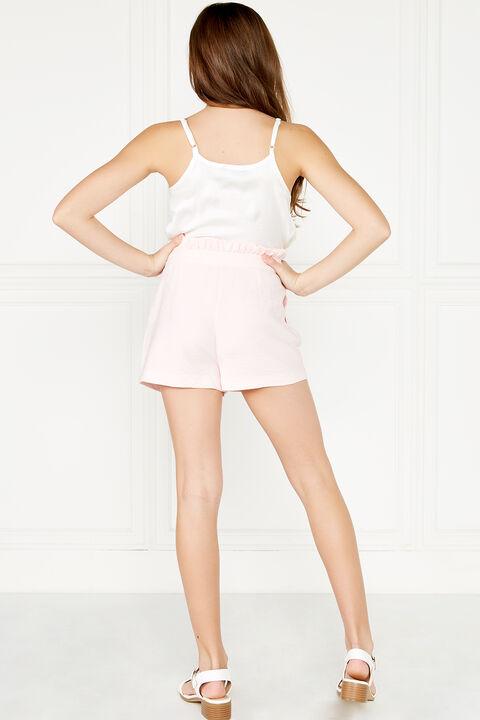 tween girl gretta cami in colour CLOUD DANCER