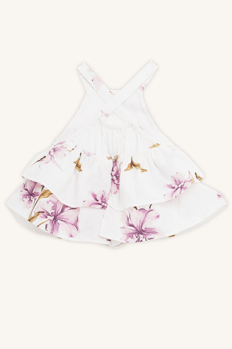 ELLE PINNIE GROW in colour BLANC DE BLANC