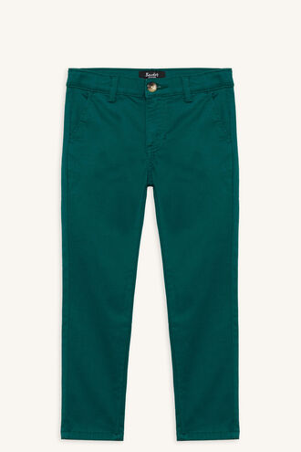 JACK CHINO PANT in colour BOSPHORUS