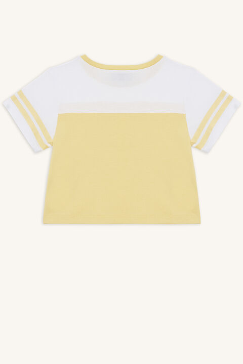 UNICORN SQUAD TEE in colour SUNSET GOLD