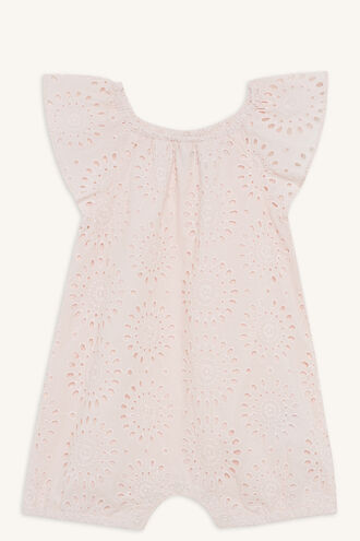 GUINEVERE FRILL GROW in colour CRYSTAL PINK