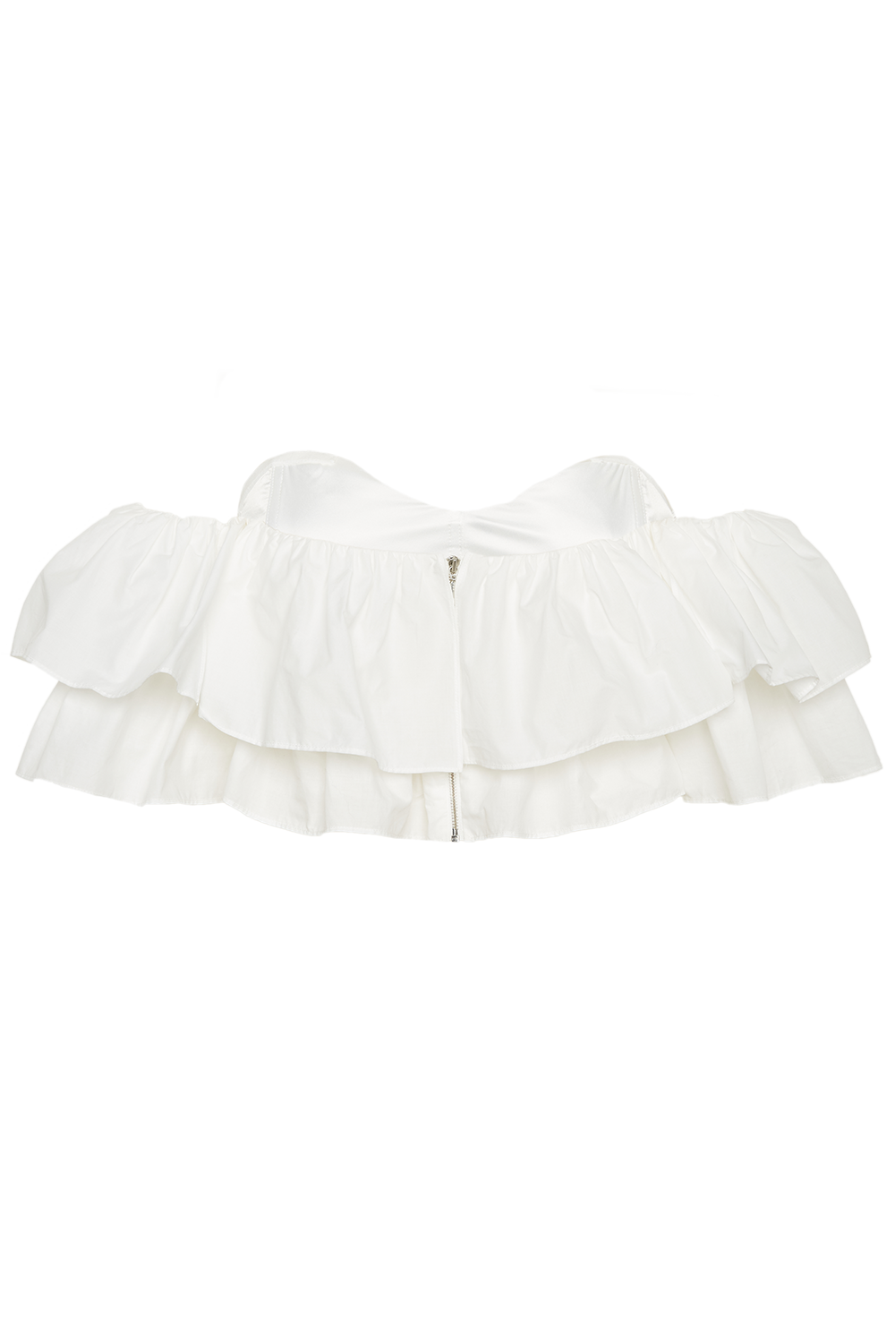 AURORA TOP in colour BRIGHT WHITE