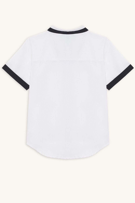 TOM TUX SHIRT in colour BRIGHT WHITE