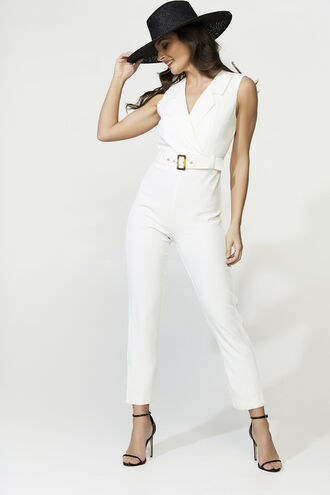 The Zalia Jumpsuit in colour
