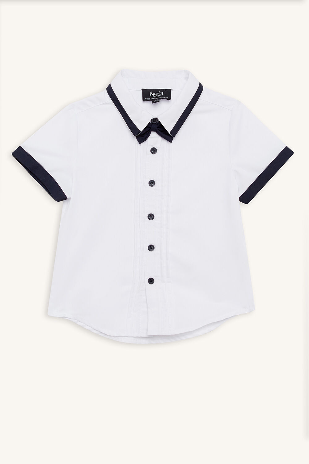 TOM TUX SHIRT in colour BRIGHT WHITE