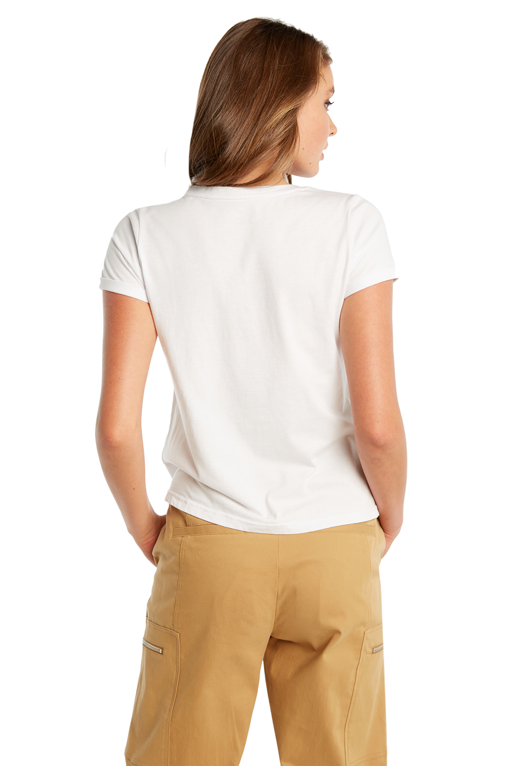 CHATEAU TEE in colour BRIGHT WHITE