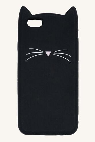 CAT PHONE COVER in colour METEORITE