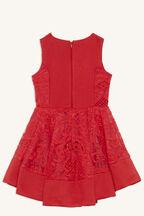 AVA STARLET DRESS in colour LOLLIPOP