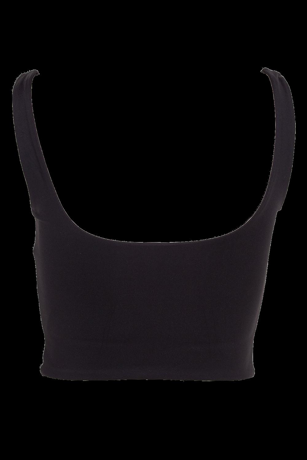KAROLINA TOP in colour CAVIAR