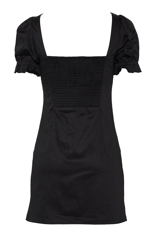 LUCINTA MINI DRESS in colour CAVIAR