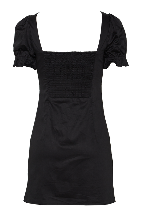 LUCINTA MINI DRESS in colour CAVIAR