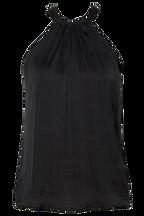 VALENTINA TOP in colour CAVIAR