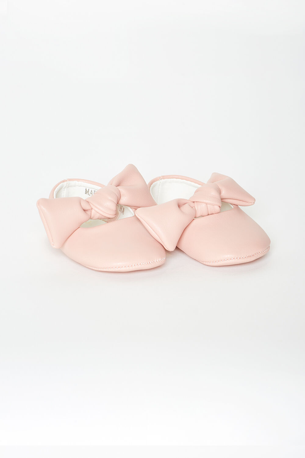 BABY BOW SHOE in colour PARADISE PINK