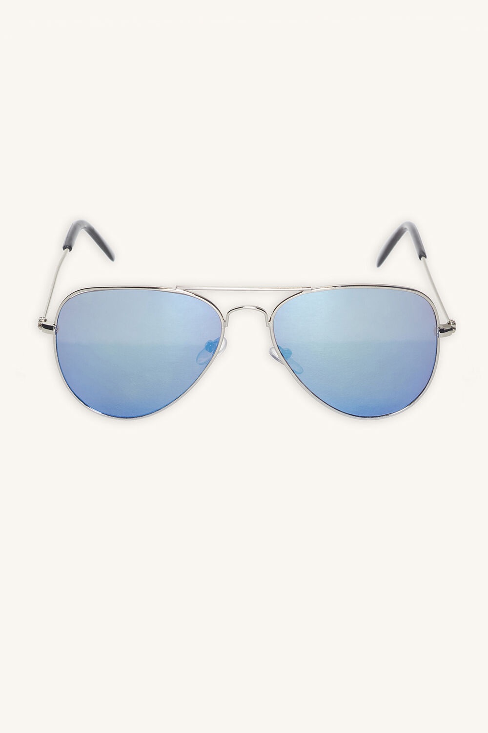 JOEY AVIATOR SUNGLASSES in colour BLUE BELL