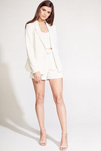 PARISIENNE BLAZER in colour ANTIQUE WHITE