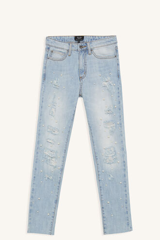 JEWEL BOYFRIEND JEAN in colour CITADEL