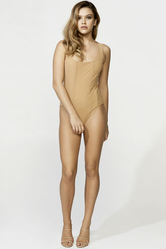 MIRA BODY in colour RUGBY TAN