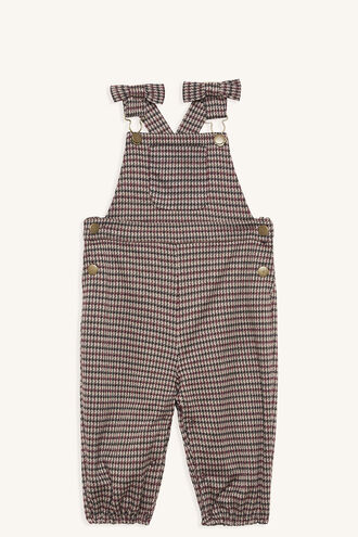 BOW OVERALL GROW in colour SESAME