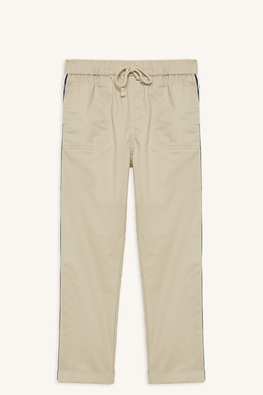 FELIX CARGO PANT in colour BLEACHED SAND