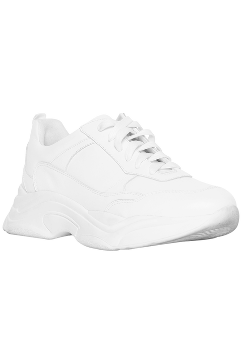 WEEKEND TRAINER in colour WHITE ALYSSUM