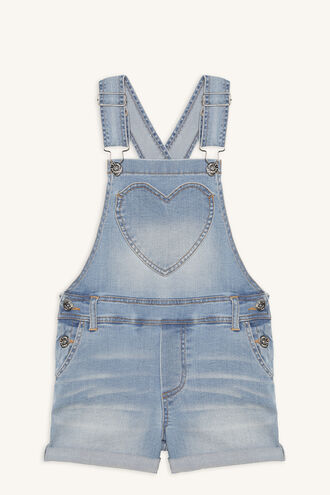 FARRAH DUNGAREE OVERALL in colour CITADEL