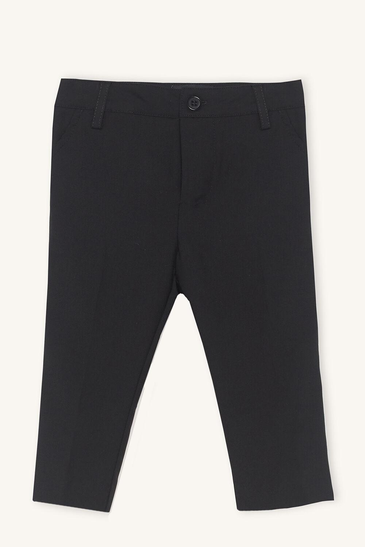OSCAR SUIT PANT in colour JET BLACK