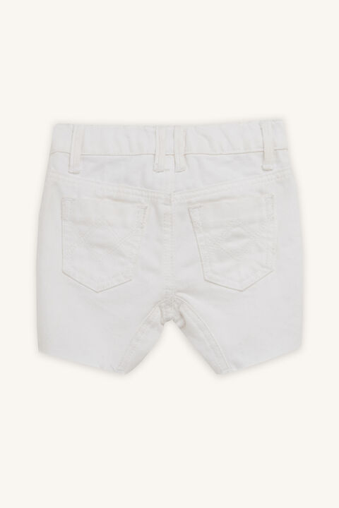 TRASH YEEZY SHORT in colour BRIGHT WHITE