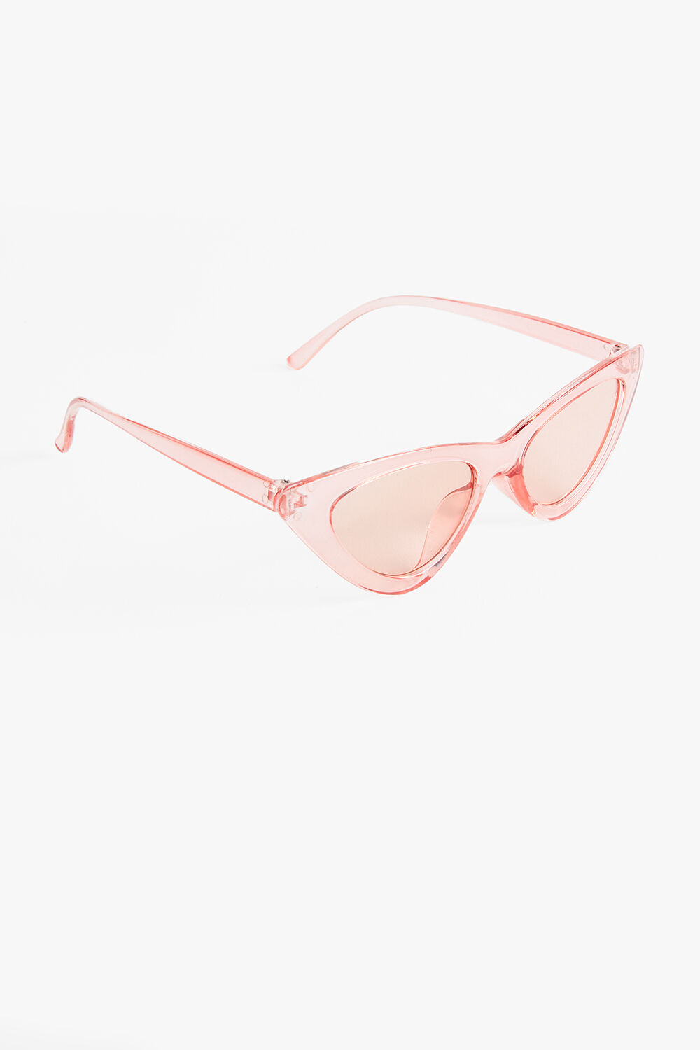 AVA CAT EYE SUNGLASSES in colour PARADISE PINK