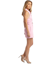 MALIBU PLAYSUIT in colour LILAC SACHET