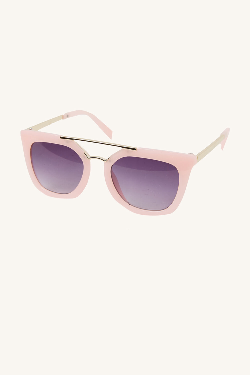 EMMA AVIATOR SUNGLASSES in colour PARADISE PINK