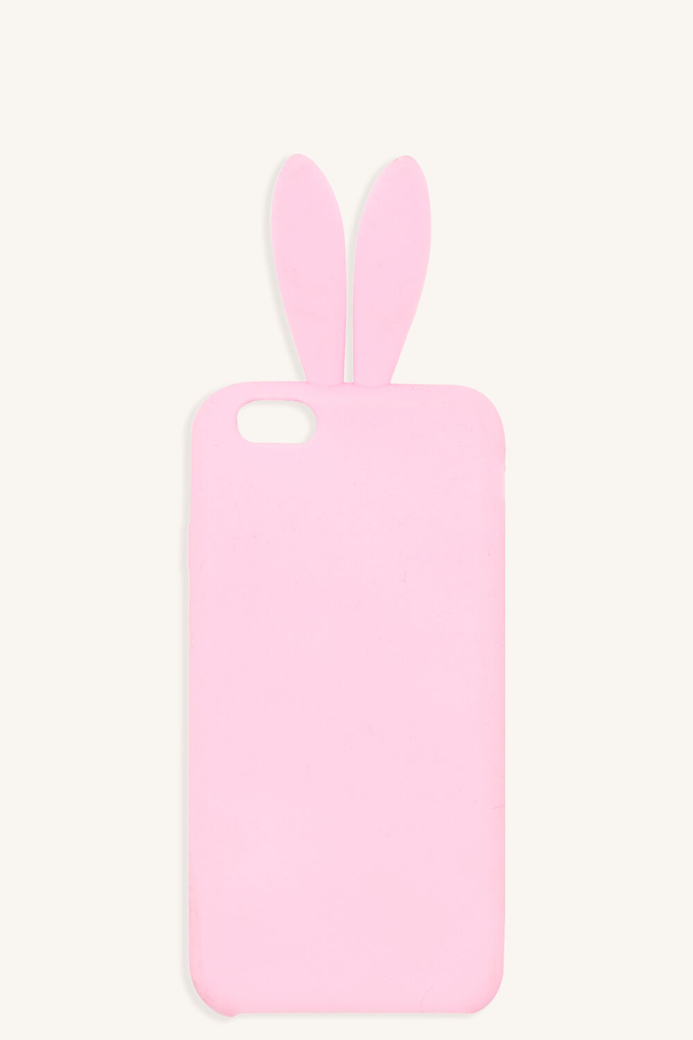 RABBIT PHONE COVER in colour PINK CARNATION