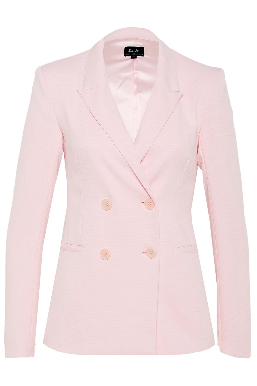 PARISIENNE BLAZER in colour BLUSHING BRIDE