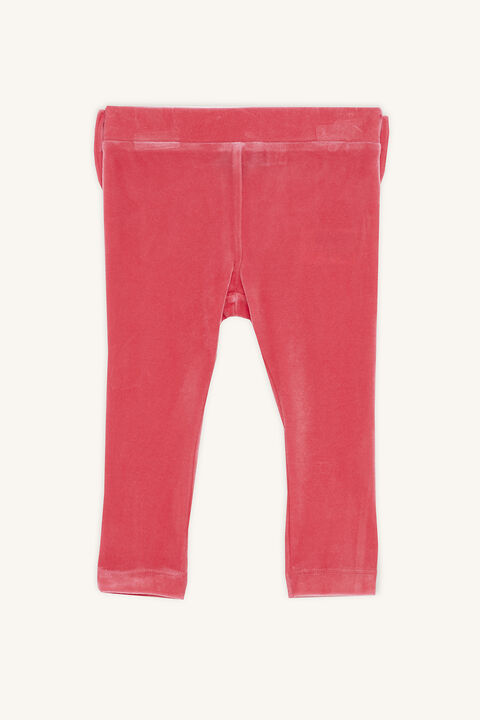 IRIS BOW LEGGING in colour PARADISE PINK