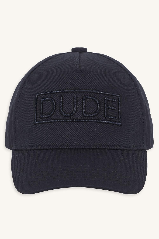 DUDE CAP in colour BLACK IRIS
