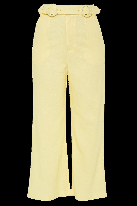 CAPRI CULOTTE PANT in colour SUNSHINE