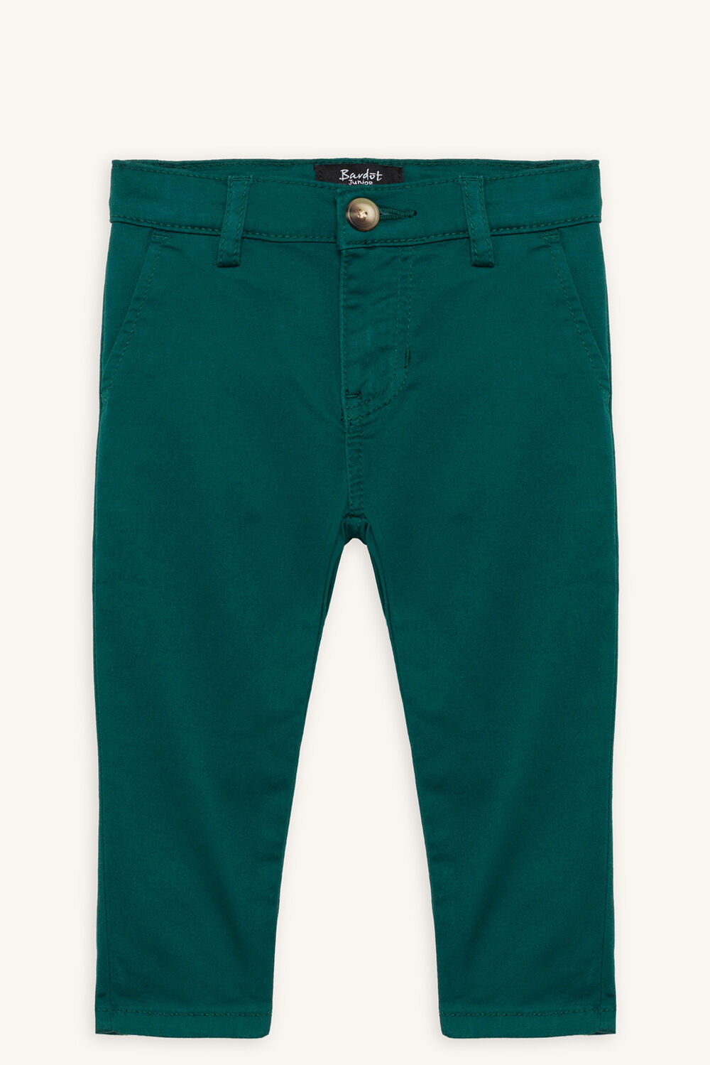 BABY BOY jack chino pant in colour BOSPHORUS