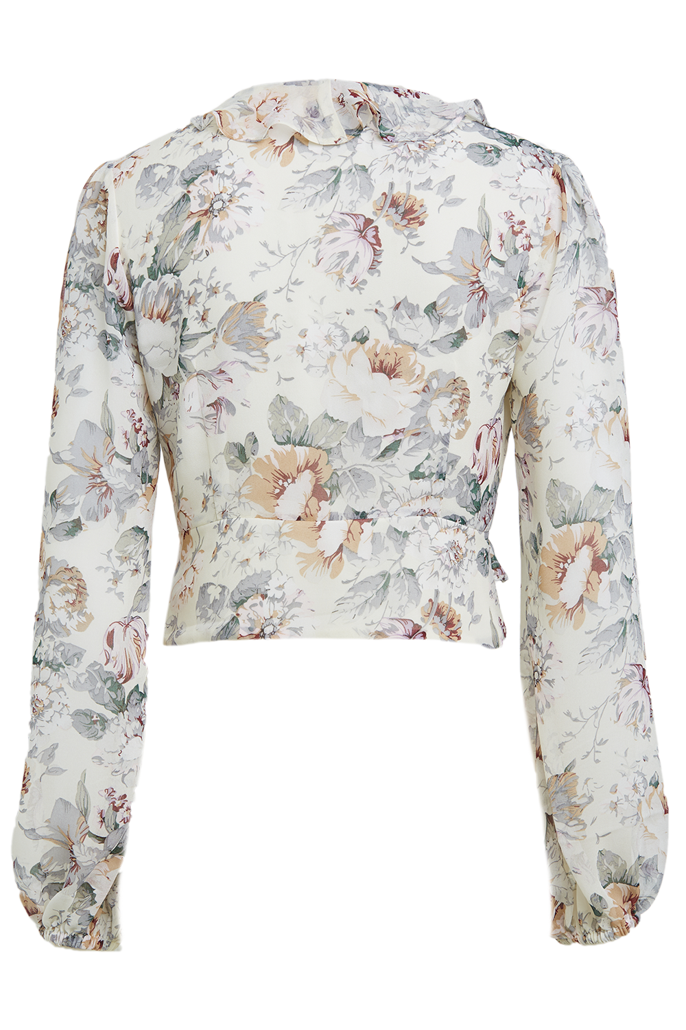 NELLY TOP in colour CLOUD DANCER