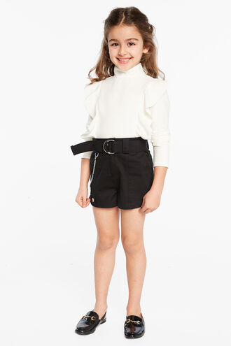 RILEY CARGO SHORT in colour CAVIAR