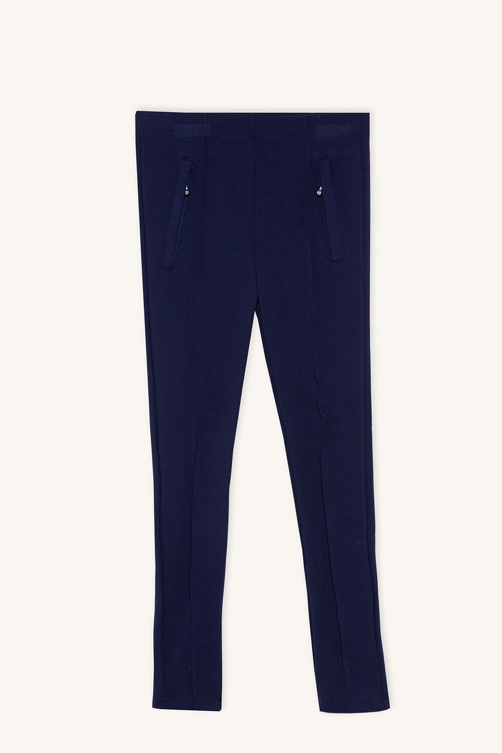 MELINA PULL ON PANT in colour MARITIME BLUE