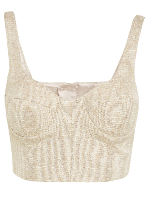 MARA BODICE in colour FROSTED ALMOND