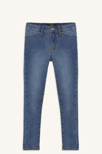 FLORENCE JEGGING in colour ILLUSION BLUE