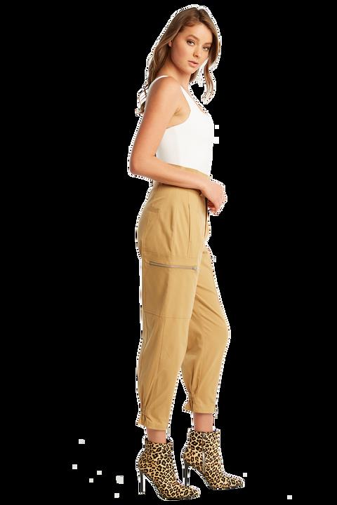 KAYA CARGO PANT in colour LARK
