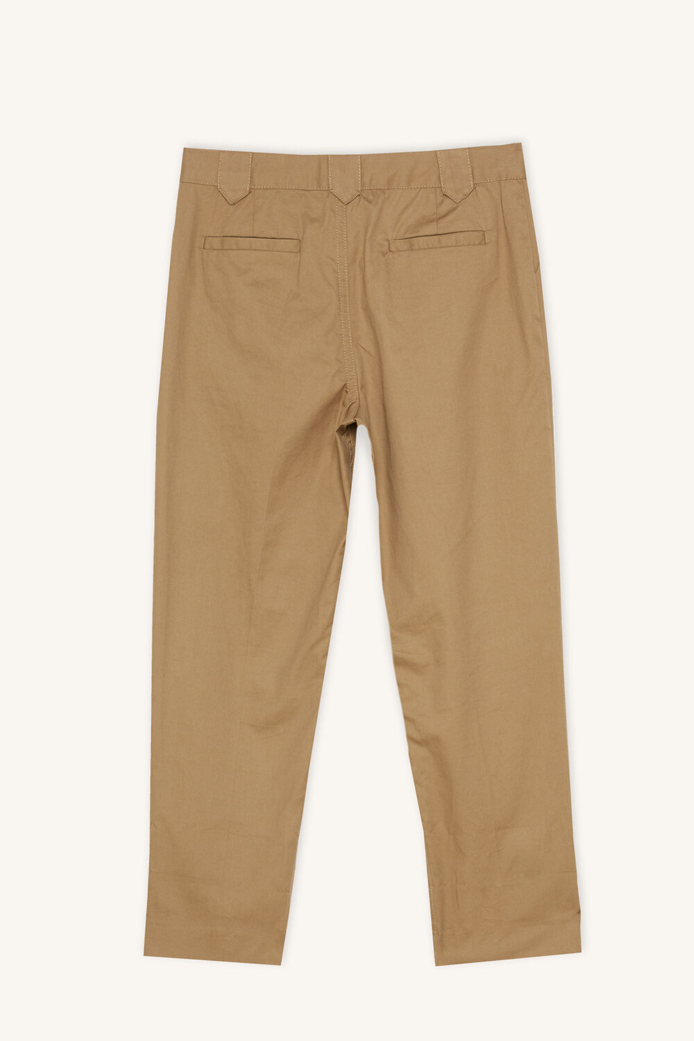 JUNIOR BOY THE UTILITY PANT in colour COVERT GREEN