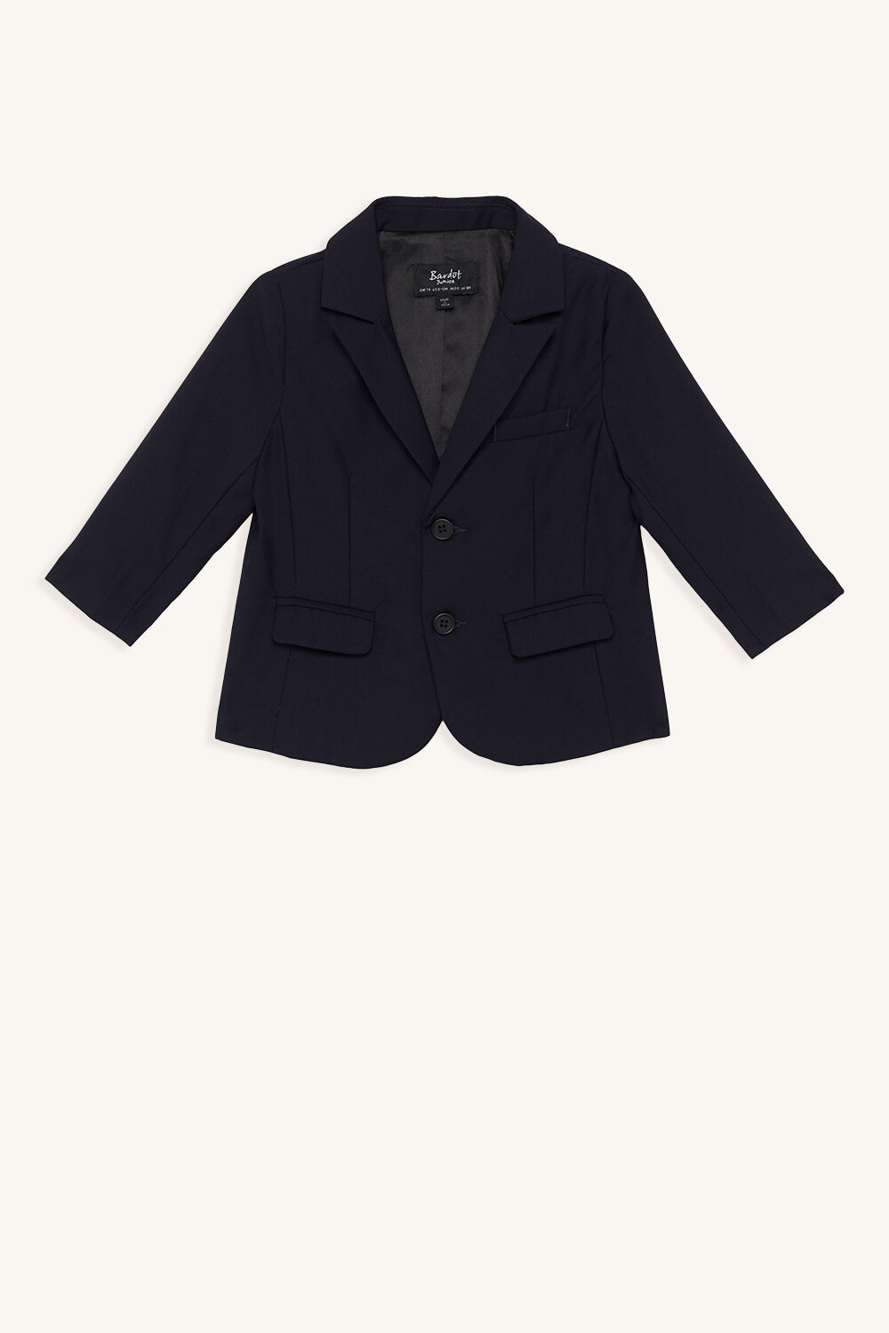 HARRY SUIT JACKET in colour DRESS BLUES
