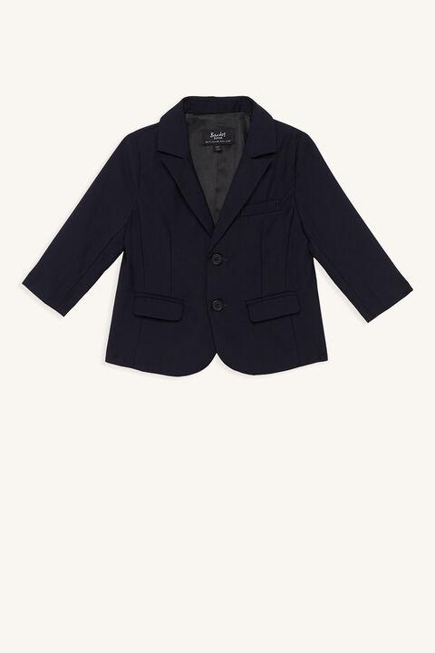 HARRY SUIT JACKET in colour DRESS BLUES