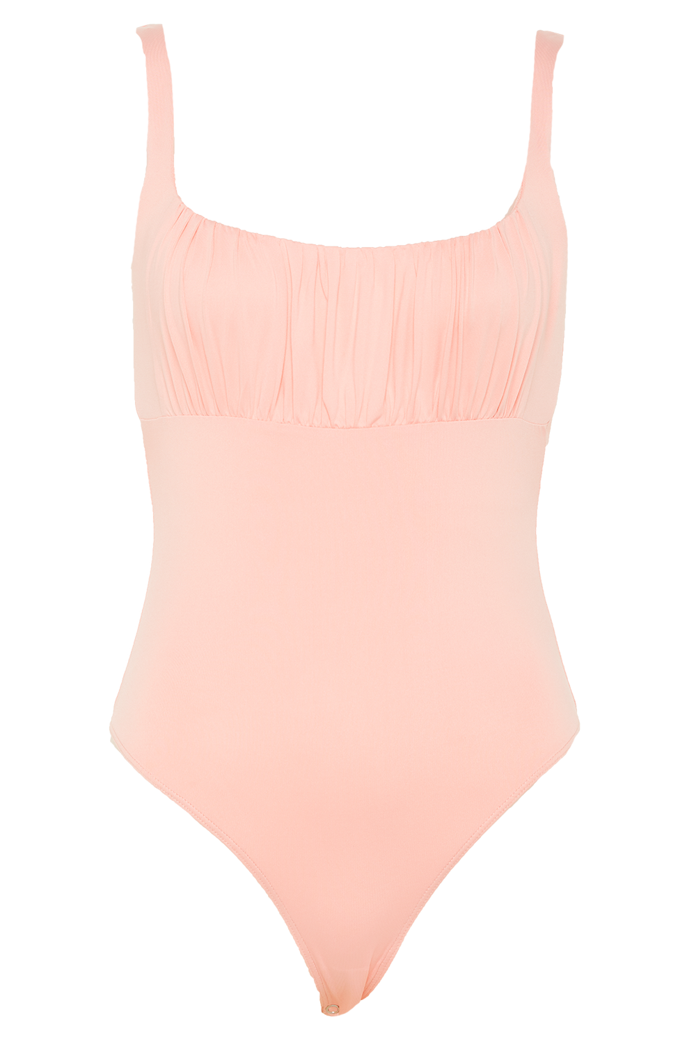 BETHANY BODYSUIT in colour EMERALD