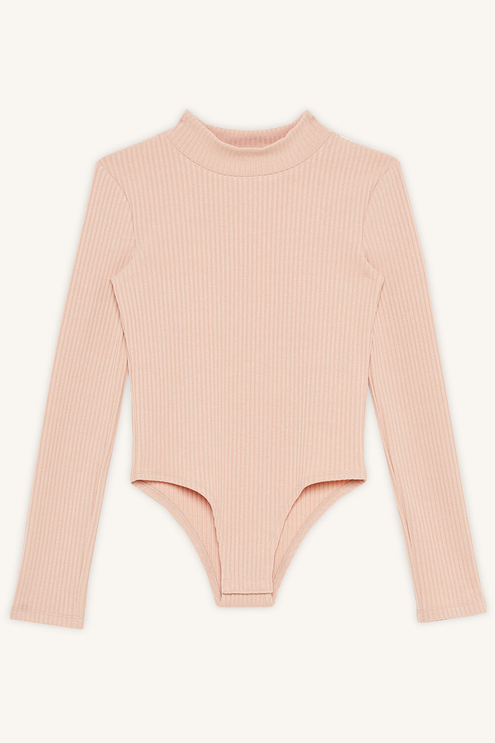 MELEODY BODYSUIT in colour PEACH BLUSH