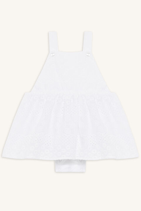 ANGEL LACE GROW in colour BRIGHT WHITE