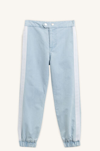 JENNA MISCHIEF PANT in colour WINTER SKY