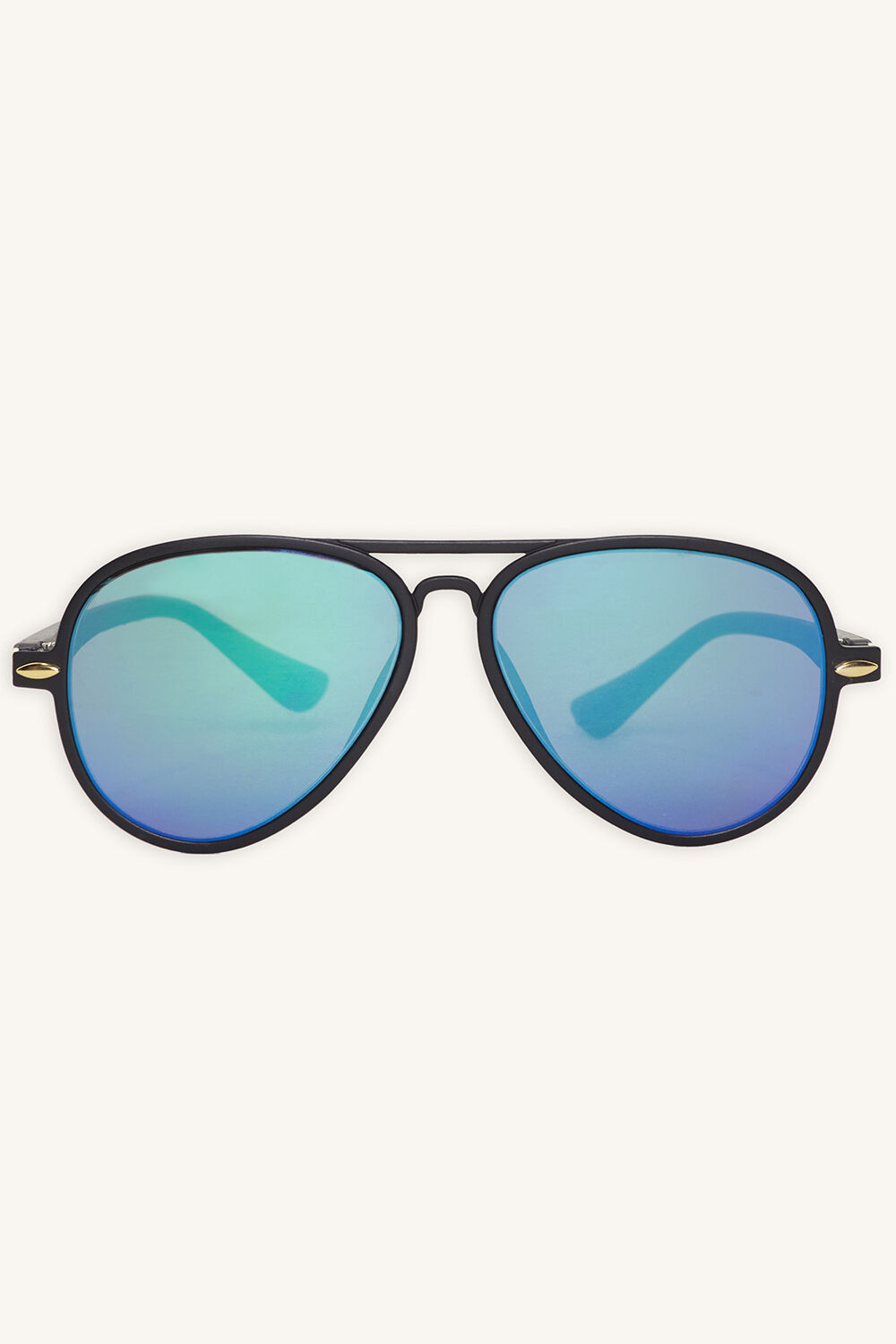 CRUISE AVIATOR SUNGLASSES in colour BLUE BELL